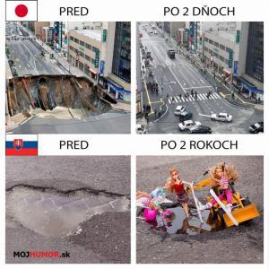 Japonsko vs. Slovensko