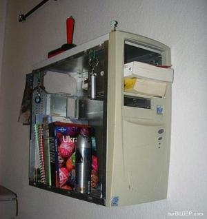 Využití starého počítače