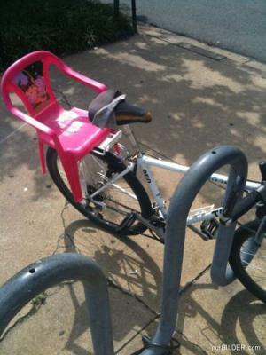 Sedačka na kolo