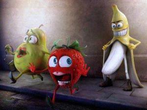 Úchylný banán