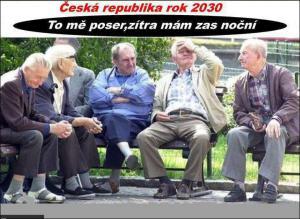 Česká republika rok 2030