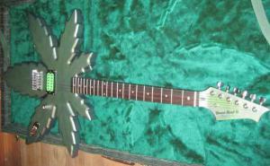 Stylová kytara