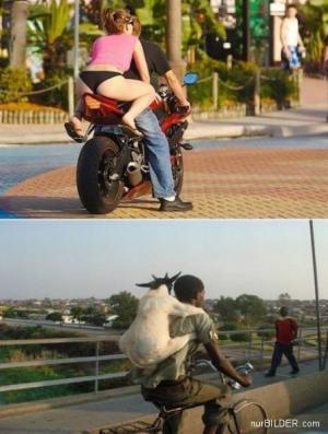 Amerika vs. Afrika