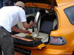 Mobilní pivnice