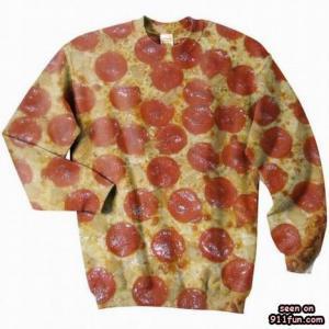 Pizza tričko