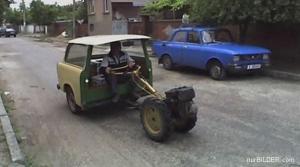 Traktorotrabant
