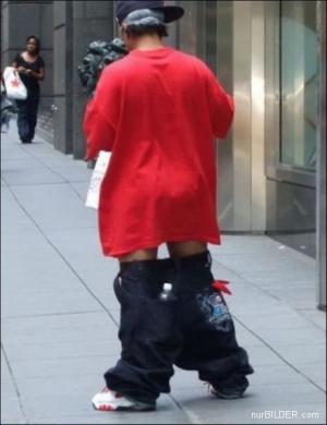 Hiphoperská móda