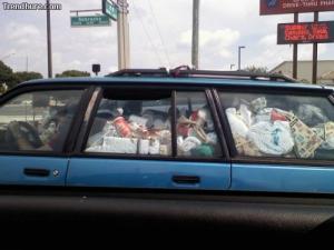 Odpadkové auto