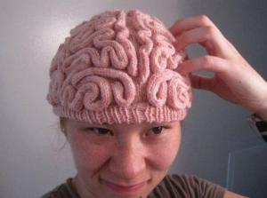 Mozkovna čepice