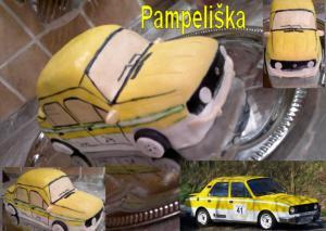Dort  Škoda 120 užovaka