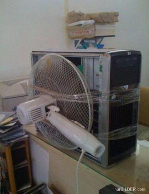 Originální chlazení PC