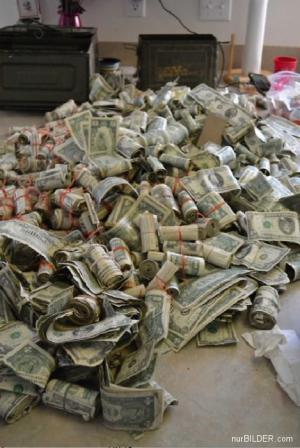 Skladiště peněz