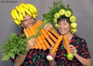 Zeleninové hraní