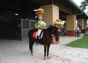 Mc kůň