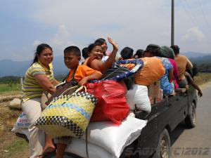 Jak se cestuje v Indonésii...