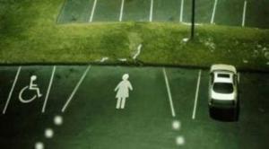 Parkování pro ženy