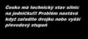 České silnice