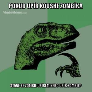 Upír a zombie