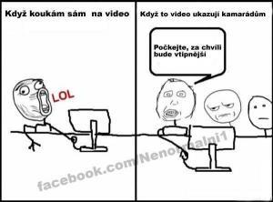Vtipné video