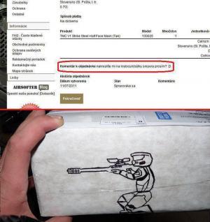 Objednávka