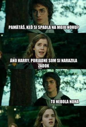 Harry a Harmiona