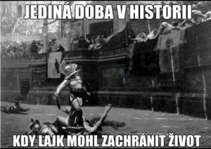 Jediná doba v historii