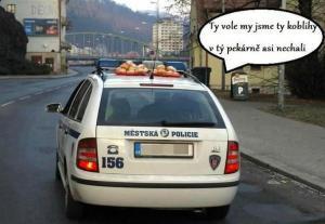 Sladká policie