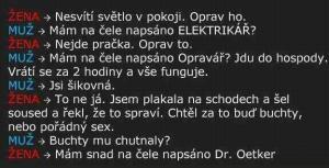 Elektrikář vs