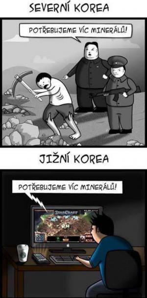Smutný rozdíl