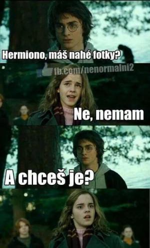 Harry ji dostal