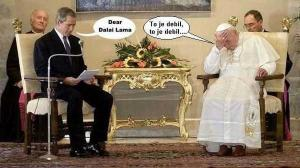 Dear Dalai Lama