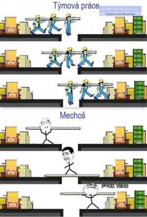 Typy dělníků