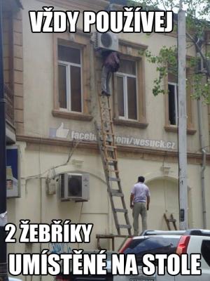 Dva žebříky