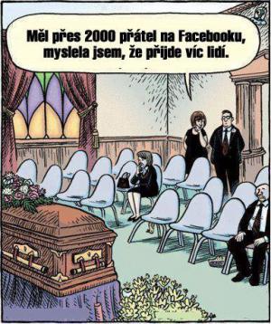 2000 přátel na fb