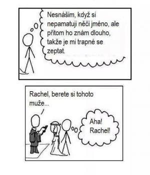Rachel!