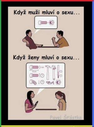 Muži vs. Ženy