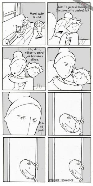 Mám Tě rád, mami