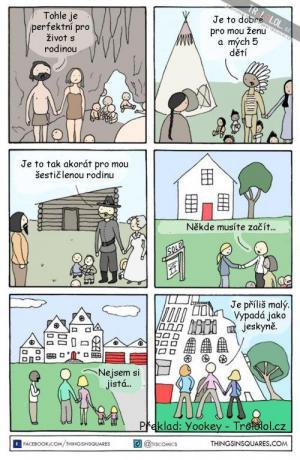 Nároky na bydlení