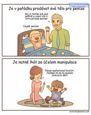 Paradoxy rodičů