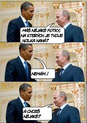 Putin provokuje