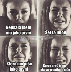 Příběh holky