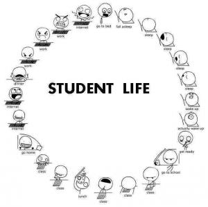 Studenský život