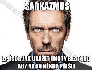 Sarkazmus