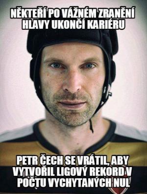 Petr Čech!