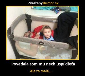 Uspi dítě..:D