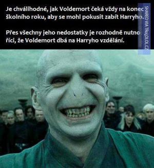 Voldemort je vlastně dobrák