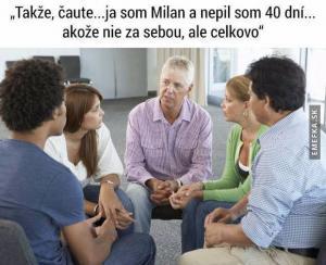 Alkoholik Milan