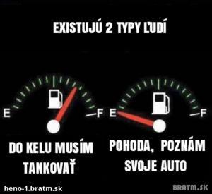 Existují jen 2 typy lidí