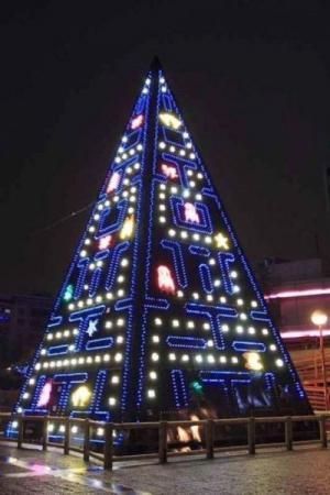 Originální vánoční stromek