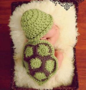 Želví dítě